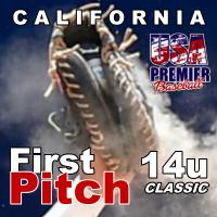 2018 First Pitch Tournament Menu
